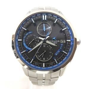Casio Oceanus OCW-S3000 Solar Watch Men's