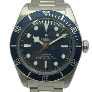 TUDOR Tudor Black Bay Fifty Eight Watch Men's Automatic Blue Stainless Steel 79030B