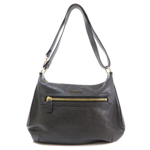 Furla Logo 2WAY Shoulder Bag Leather Ladies