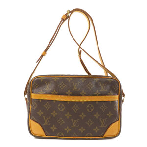 Louis Vuitton M51274 Trocadero 27 Monogram Shoulder Bag Ladies