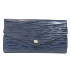 Louis Vuitton M60585 Portofeuil Sara Epi Long Wallet Leather Unisex