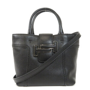 Tod's 2WAY Handbag Calf Ladies