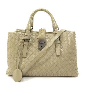 Bottega Veneta Intrecciato 2WAY Tote Bag Leather Ladies