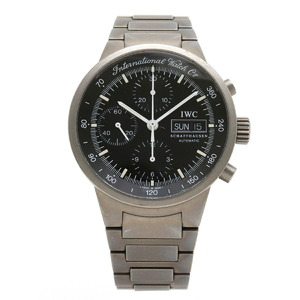 IWC International Watch Company GST Day Date Titanium Men's Automatic IW370703