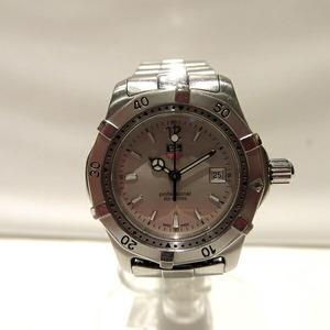 TAG Heuer Professional 200 WK1312-0 Silver Dial Watch Quartz Ladies
