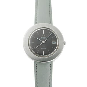 OMEGA DeVille Steel Automatic Mens Watch