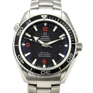 OMEGA Seamaster Planet Ocean Steel Automatic Watch 2200.51