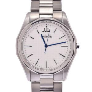 SEIKO セイコー クレドール シグノ GCAR981 メンズ TI(チタン) 時計 クォーツ 白文字盤