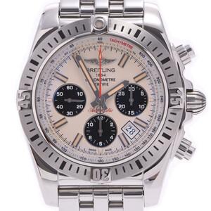 BREITLING Chronomat 44 Steel Automatic Mens Watch AB0115
