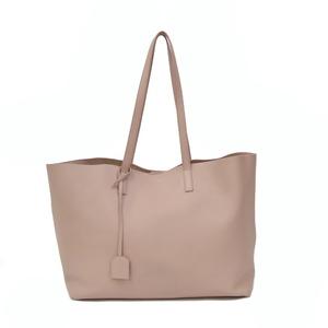 SAINT LAURENT shoulder bag tote pink ladies