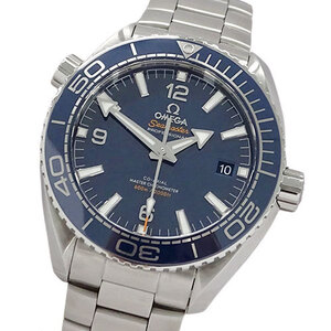 Omega OMEGA Watch 215.30.44.21.03.001 Seamaster 600 Planet Ocean Co-Axial Self-winding Men's Back Scale