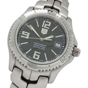 TAG Heuer watch WT5110 BA0550 link chronometer self-winding date men's