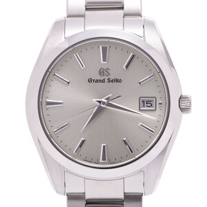 SEIKO Grand Seiko Heritage Collection 9F82-0AF0 SBGV221 Men's Watch Quartz Silver Dial