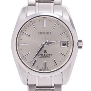 SEIKO セイコー グランドセイコー SBGR001 ボーイズ 時計 自動巻き シルバー文字盤