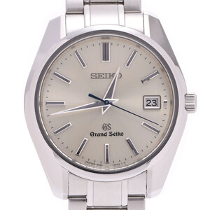 SEIKO Seiko Grand SBGV005 Men's Watch Quartz Silver Dial