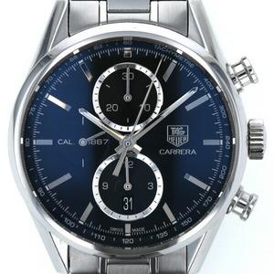TAG Heuer CARRERA Carrera CRA2100-2 Chronograph Date Automatic Men's Watch