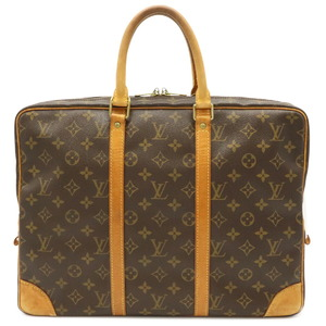 LOUIS VUITTON Monogram Porto Documan Voyage Business Bag M53361