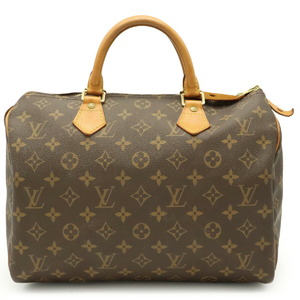 LOUIS VUITTON Monogram Speedy 30 Handbag Mini Boston Bag M41526