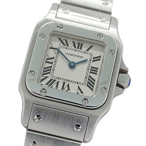 Cartier Watches 1565 W20056D6 Santos Galve SM Quartz Ladies