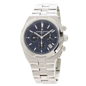 Vacheron Constantin 5500V 110A-B148 Overseas Chronograph Watch Stainless Steel Men's