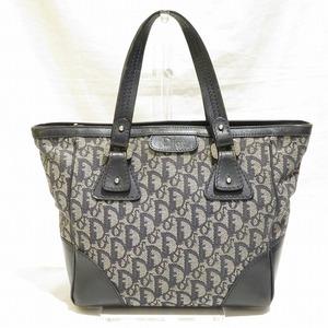 Christian Dior Trotter Tote Bag 02-B0-0065 Handbag Ladies