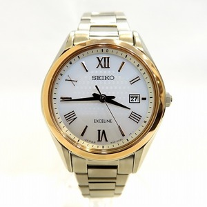Seiko Dolce & Exceline SWCW150 Watch Ladies Solar
