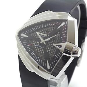 HAMILTON Hamilton Men's Ventura XXL H246551 Black Dial Automatic Watch