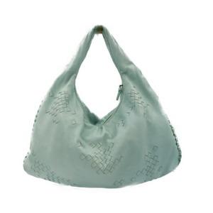 BOTTEGA VENETA Intrecciato leather bag
