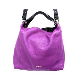 Furla Elizabeth Shoulder Leather 2WAY Bag