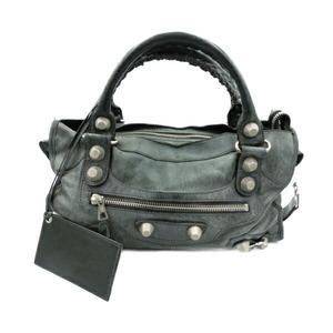 BALENCIAGA Giant leather 2way shoulder bag