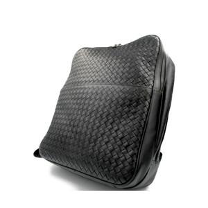 BOTTEGA VENETA Nero Intrecciato VN Backpack