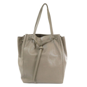 Celine Hippo Phantom Small Tote Bag Calf Ladies