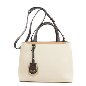 Fendi Toujour Handbag Calf Ladies