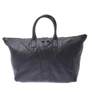 SAINT LAURENT Easy Ladies Calf Boston Bag