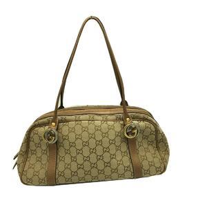GUCCI Gucci shoulder bag canvas 232958