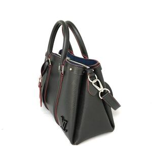 LOUIS VUITTON Louis Vuitton Sufro NVBB 2WAY Shoulder Bag Ladies Handbag Noir Epi M55613