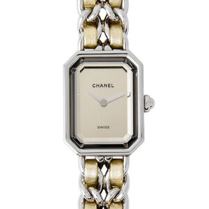 Chanel CHANEL Premiere Rock Stainless Steel Ladies Watch Quartz Mirror Dial H5584 Limited to 1000