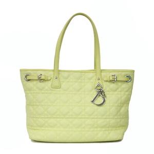 Christian Dior Dior Shoulder Bag Yellow Ladies