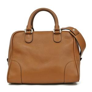 LOEWE Loewe Shoulder Bag Handbag Brown Ladies