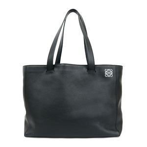 LOEWE Loewe Shoulder Bag East Waist Shopper Tote Black Ladies