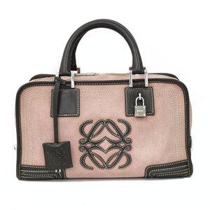 LOEWE Loewe Handbag Amazona 28 Pink Ladies