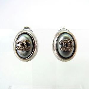 Chanel CHANEL Coco Mark Earrings
