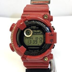 G-SHOCK CASIO Casio watch GF-8230A-4JR Frogman FROGMAN Rising Red RED 30th Anniversary Limited Solar Digital