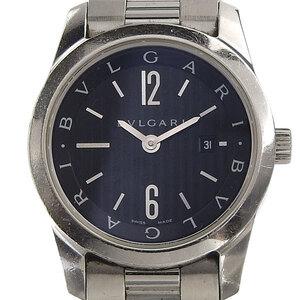 Bvlgari BVLGARI Solo Tempo Ladies Quartz Black Dial ST30S Watch