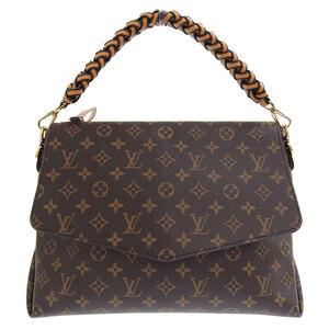 LOUIS VUITTON Monogram Beauvre MM One Shoulder Bag M43953 Leather