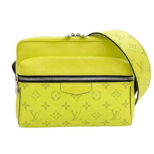 LOUIS VUITTON Louis Vuitton Taigarama Outdoor Messenger PM Jeanne M30239 Leather Bag