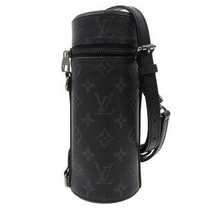 LOUIS VUITTON eclipse glaze porto buteil shoulder bottle holder GI0398 leather bag