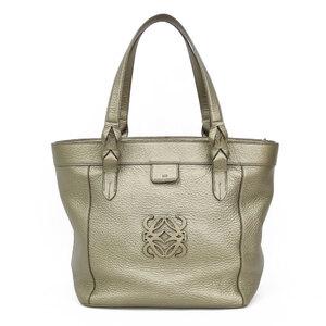 LOEWE Loewe Shoulder Bag Tote Gold Ladies