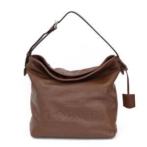 LOEWE Loewe Shoulder Bag Brown Ladies