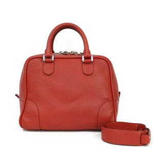 LOEWE Loewe Handbag Shoulder Bag Amazona 75 Orange